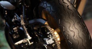 Dunlop TT100 GP Radial : Le pneu néo-rétro de compétition