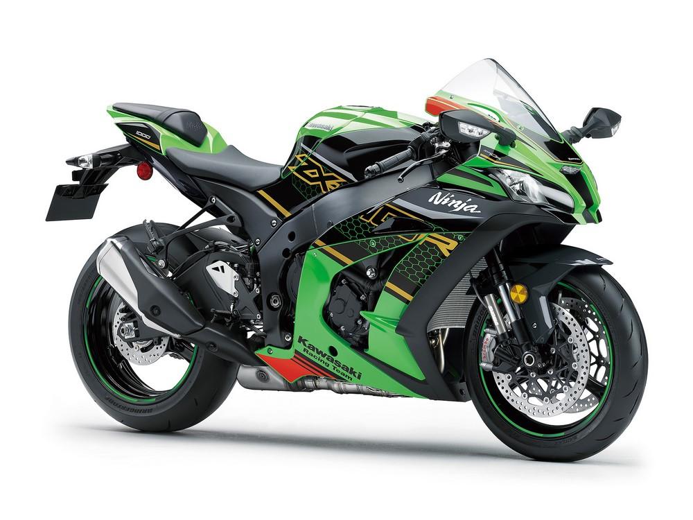 Kawasaki 2020 - les sportives et naked