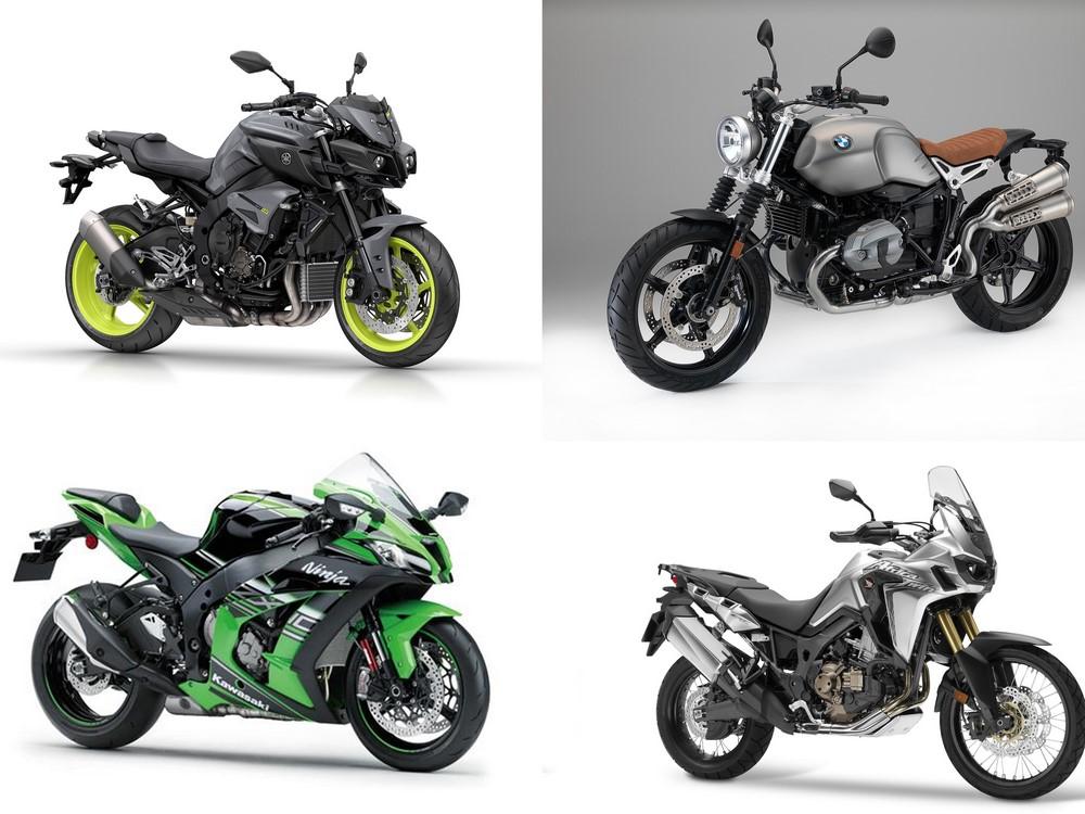 France : marché moto supérieur 125 - juillet 2019