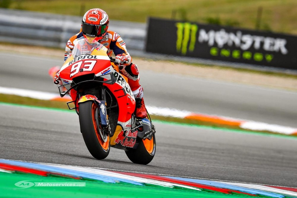 MotoGP 2019 à Brno : Marquez et Marquez …