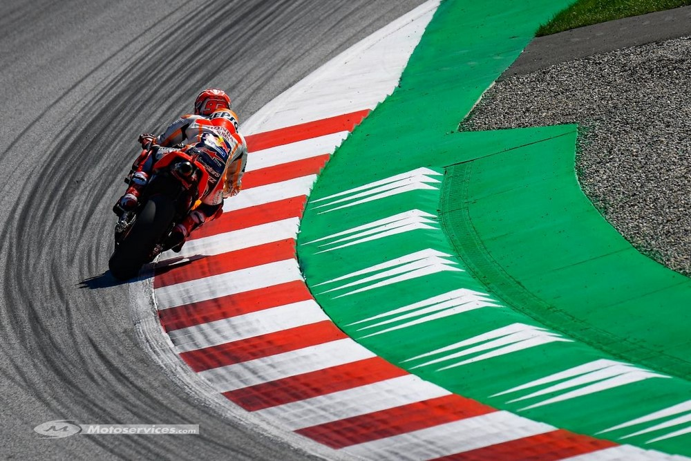 MotoGP 2019 en Autriche : Pole et record pour Marquez, devant Quartararo