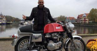 La moto classique de la semaine : Munch Mammut 1200 TTS