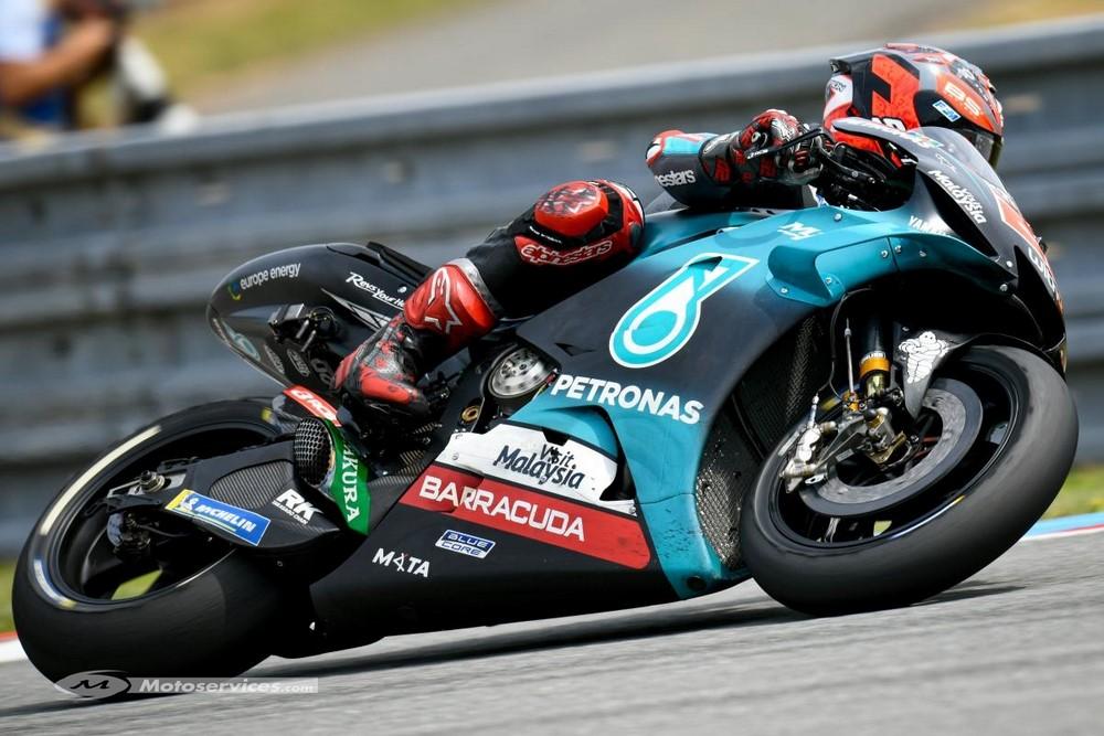 MotoGP 2019 en essais officiels à Brno
