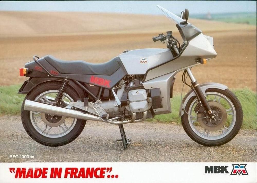 Vingt motos moches, mais qu'on aime quand même