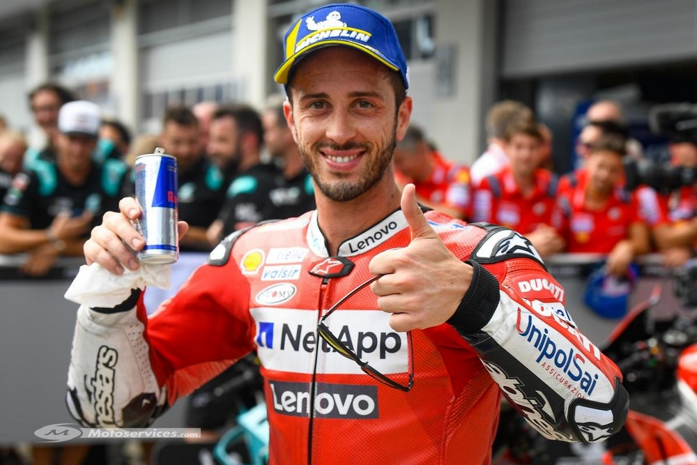 MotoGP 2019 en Autriche