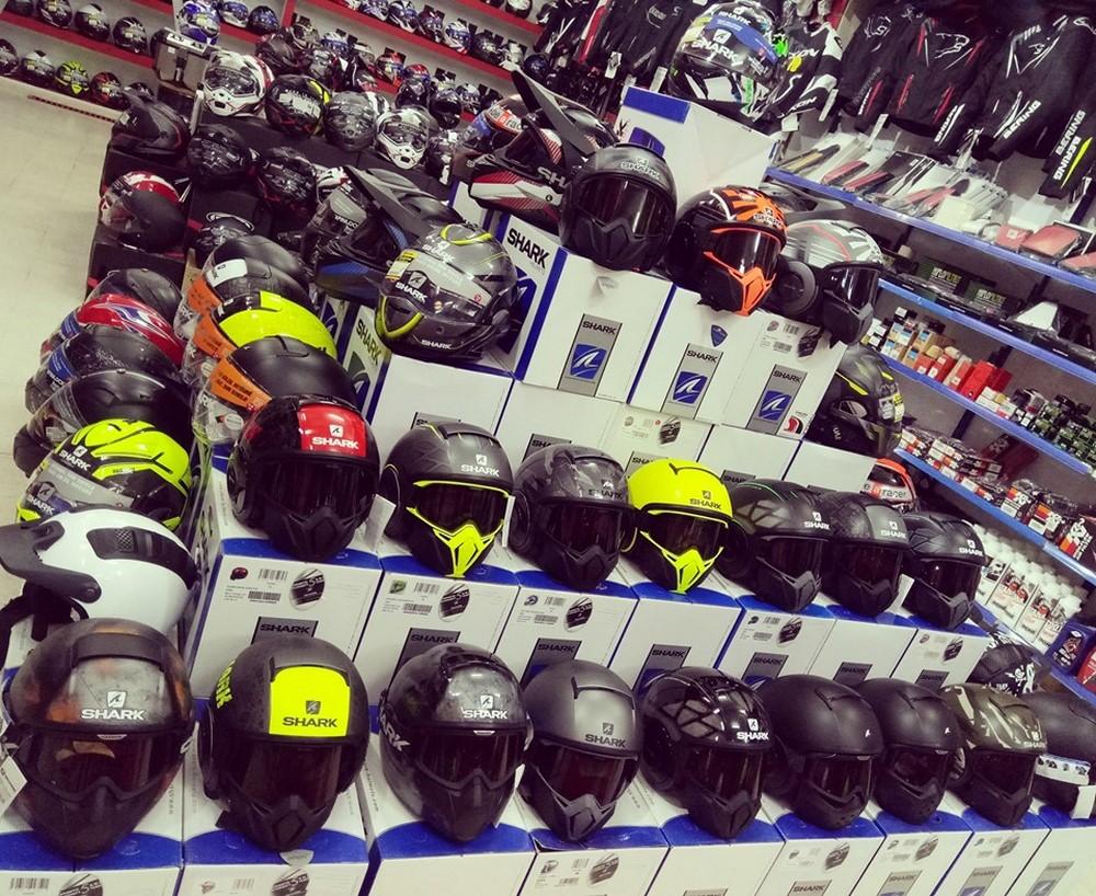 Sidi Achour Motos Pièces, arrivage Été 2019 : Ermax, Michelin & LS2 Helmets