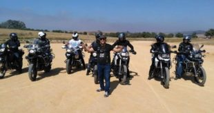 "Stage moto ""Off Road"" : première session de formation avec Momo (Tipaza)"