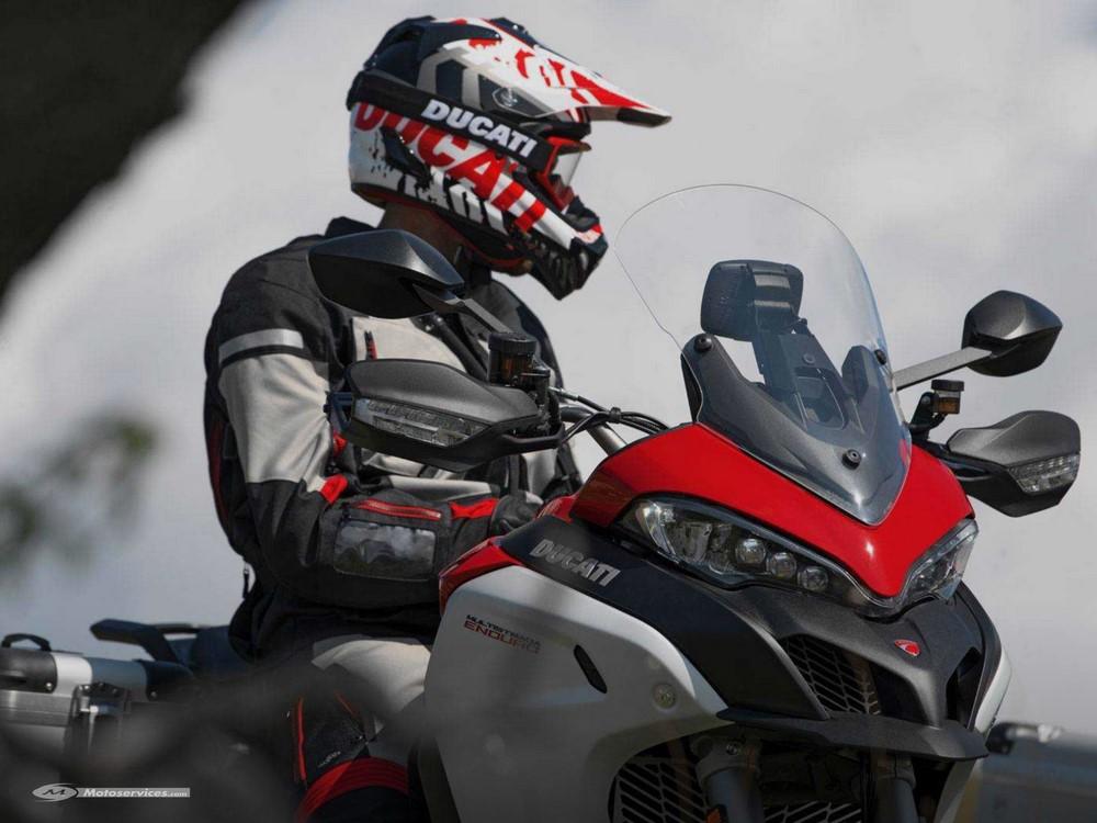 Ducati Multistrada 1260 GT avec AAC pour 2020