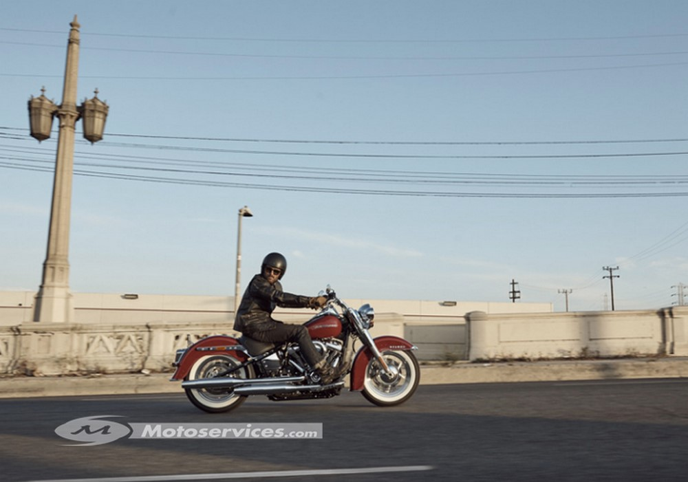 Essayez une Harley-Davidson ... et conservez-là un mois !