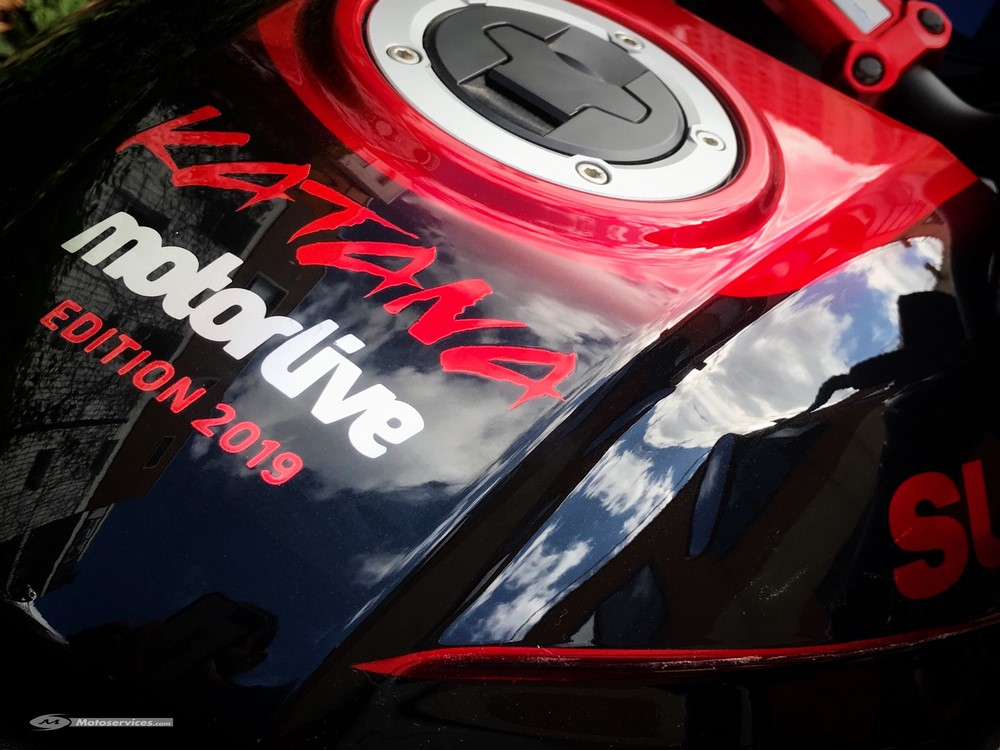 Katana Motorlive Edition