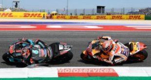MotoGP à Misano : La grande baston Marquez-Quartararo