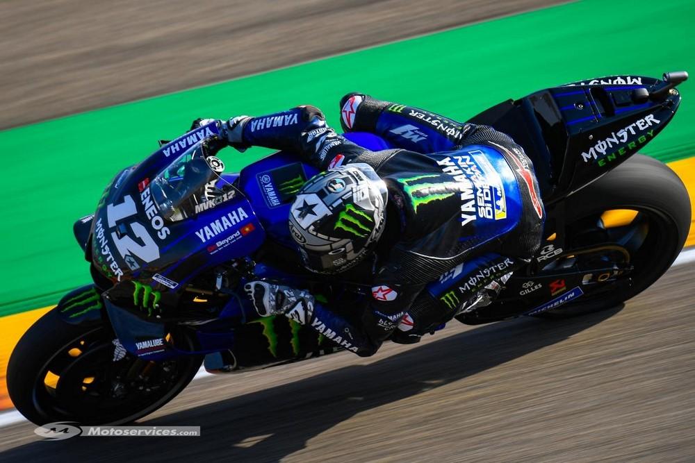 MotoGP 2019 en Aragon : Vendredi pour Marquez devant un triplé Yamaha