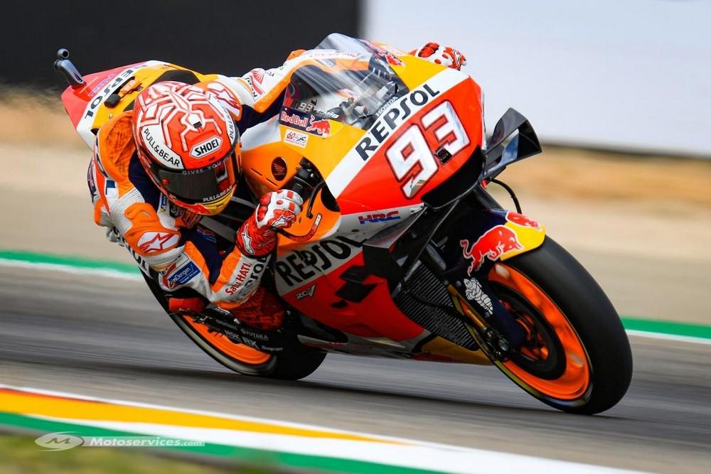 MotoGP 2019 en Aragon