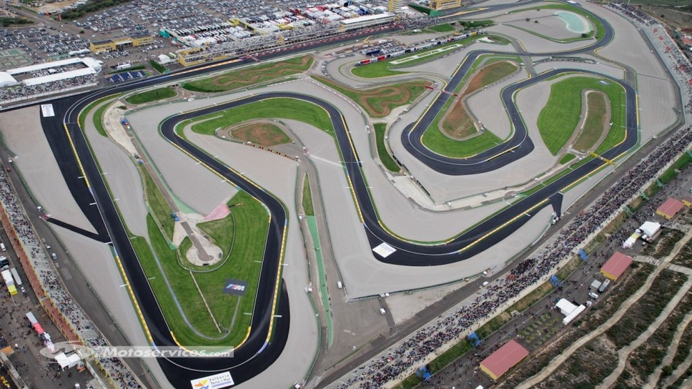 MotoGP 2022 : Valence et Aragon disent non au rabotage des GP espagnols