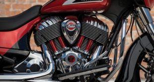 Nouveau moteur 116 pour les Indian en 2020