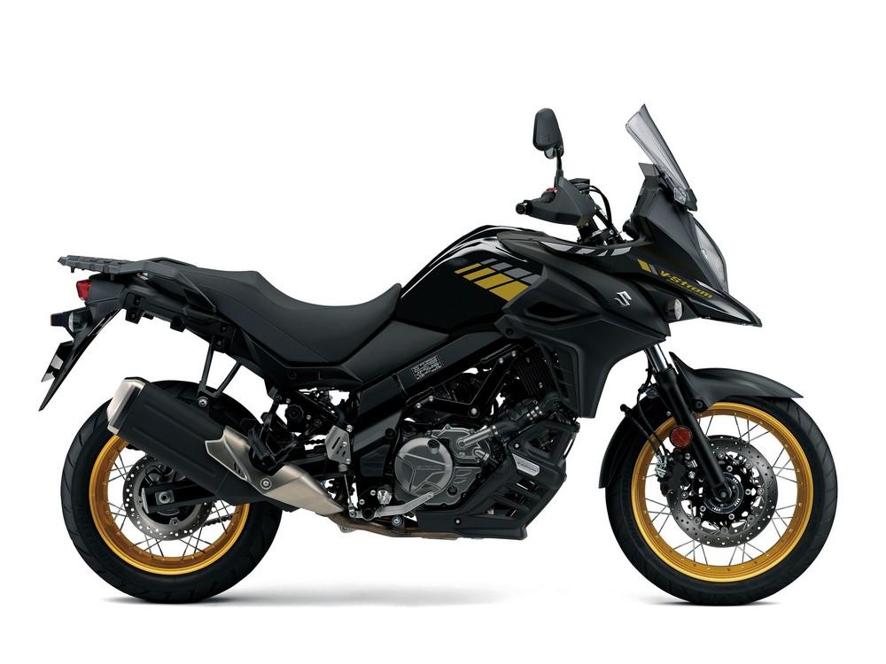 Suzuki présente ses nouveaux coloris 2020