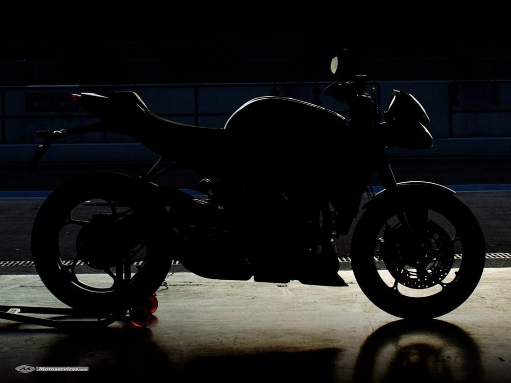 Une nouvelle Triumph Street Triple RS pour 2020 !