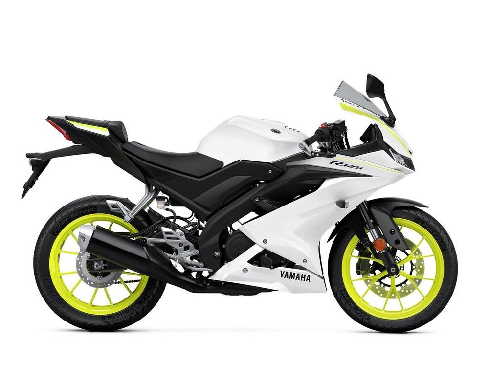 De nouveaux coloris pour les Yamaha sportives en 2020