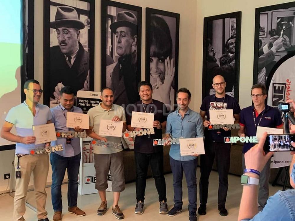 """IPONE Algérie remporte la 2ème place mondiale """"Performance / Volume"""""""