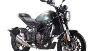 Voge, une nouvelle marque de motos !