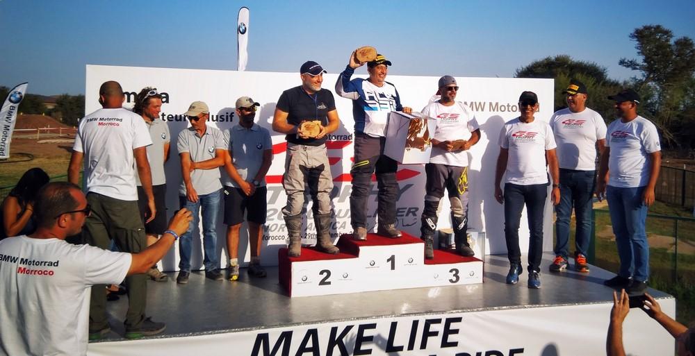 1ère édition réussi du GS Trophy Afrique du nord