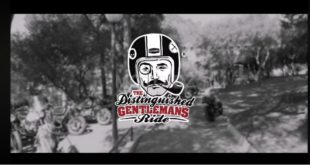 "#Distinguished Gentleman's Ride [FB] : vidéo de l'édition ""Algiers 2019"""