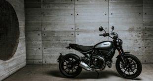 Nouveau Ducati Scrambler 800 Icon Dark 2020
