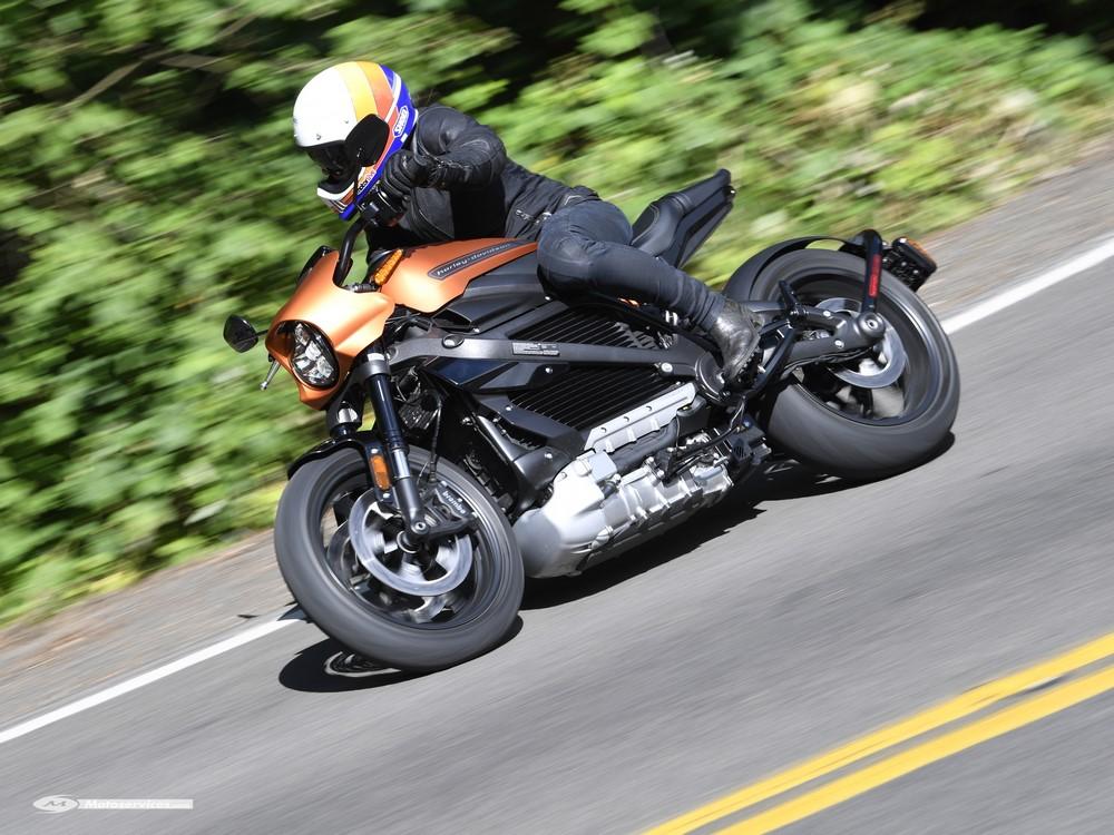 La Harley-Davidson Livewire sur pause