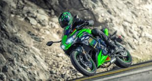 Kawasaki Ninja 650 2020 : évolution de style, mais pas que !