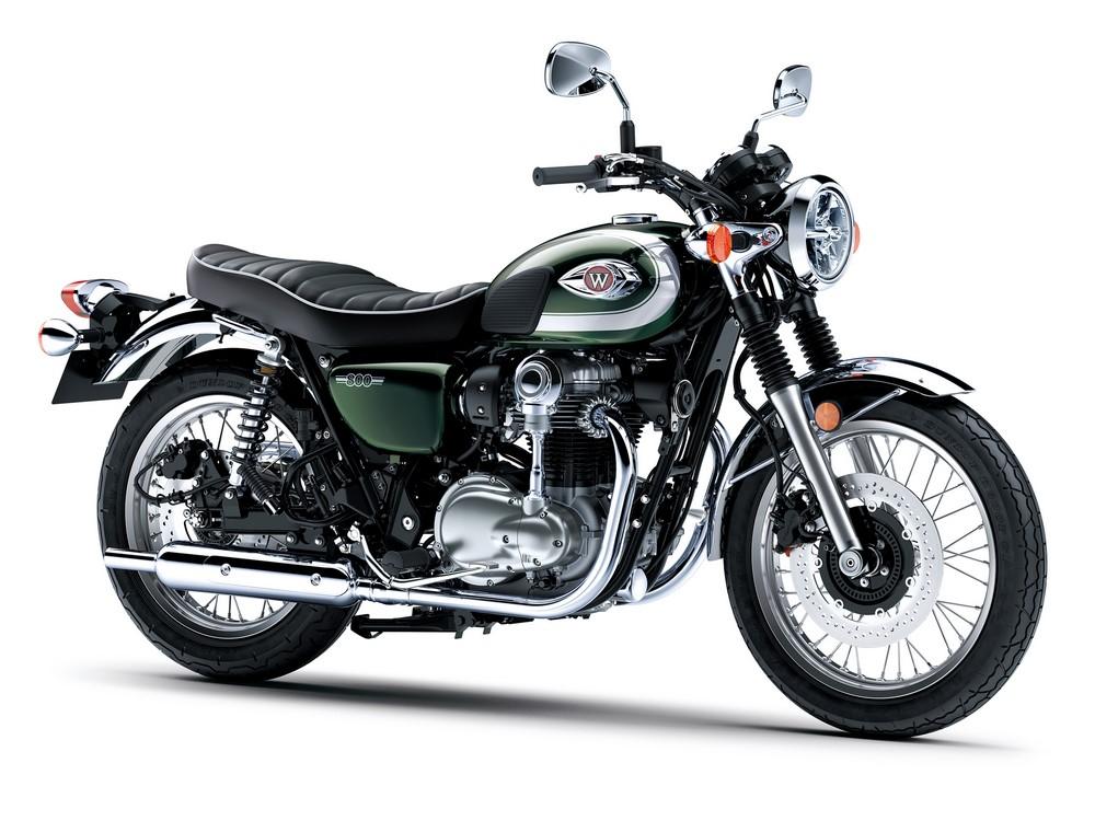 Retour aux fondamentaux pour la Kawasaki W 800 2020