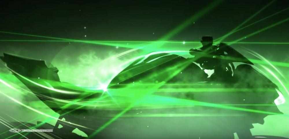 Kawasaki annonce la Z H2