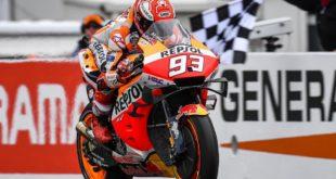 MotoGP 2019 en Australie : Marquez au dernier round !