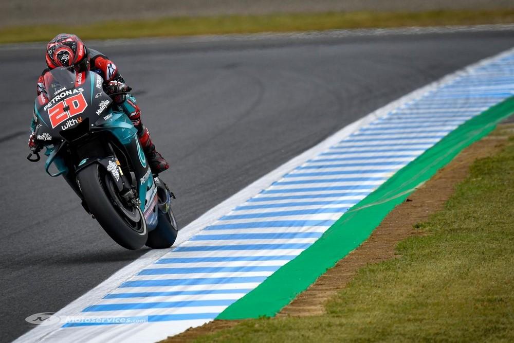 MotoGP 2019 au Japon ! Vendredi pour Quartararo