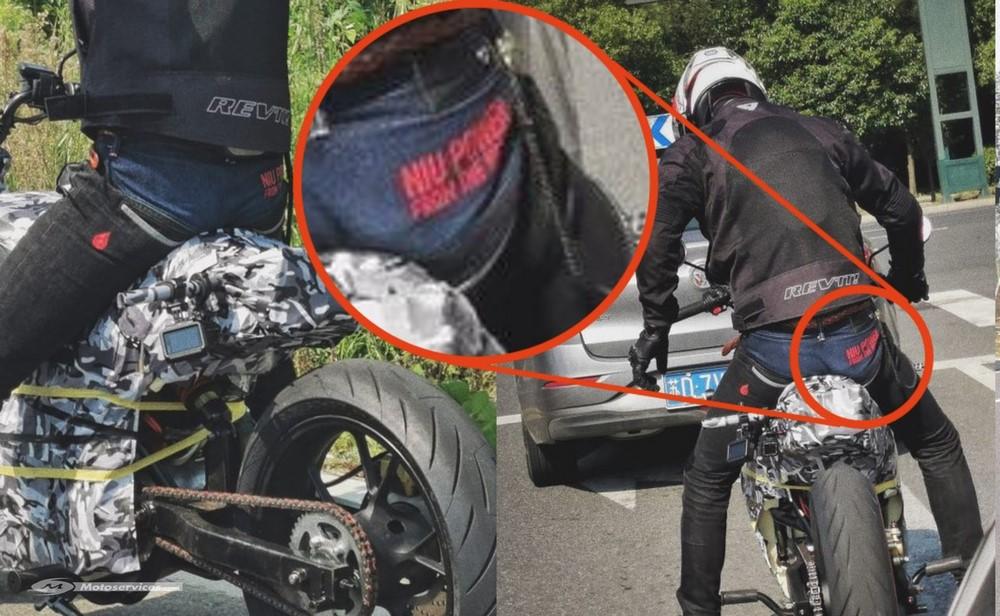 NIU préparerait une moto électrique