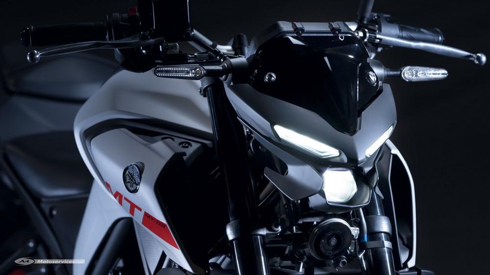 Nouvelle Yamaha MT-03 2020