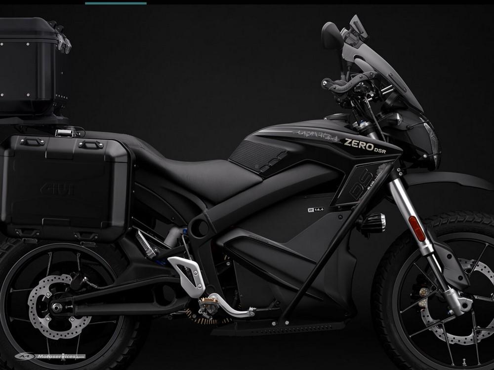 Zero Motorcycles 2020