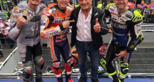 MotoGP 2019 : Lorenzo proche de l'hallali
