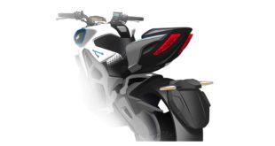 Kymco RevoNex : encore une moto électrique au salon de Milan ?
