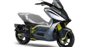 Les prototypes Yamaha du salon Tokyo Motor Show