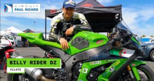 Billy Rider DZ : Teaser Circuit Paul Ricard - Journée Roulage Août 2019