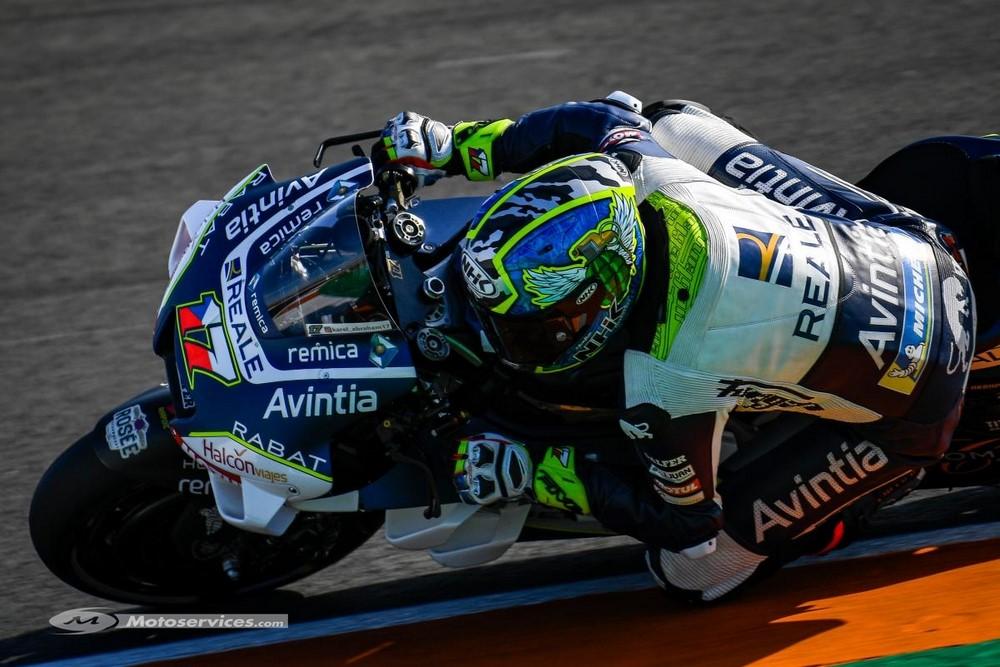 MotoGP 2020 : Karel Abraham quitte Avintia