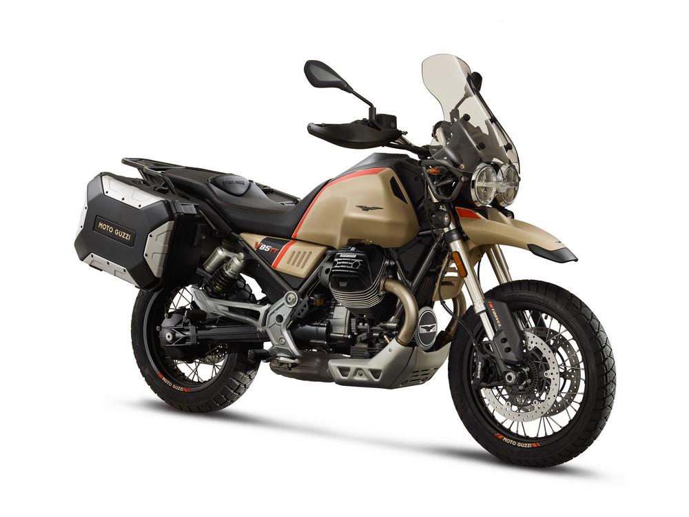 Moto Guzzi V 85 TT Travel