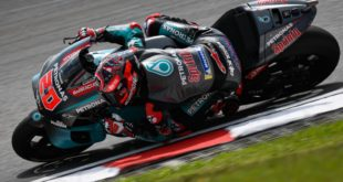 MotoGP 2019 à Sepang : Vendredi Quartararo deux fois record de la piste !