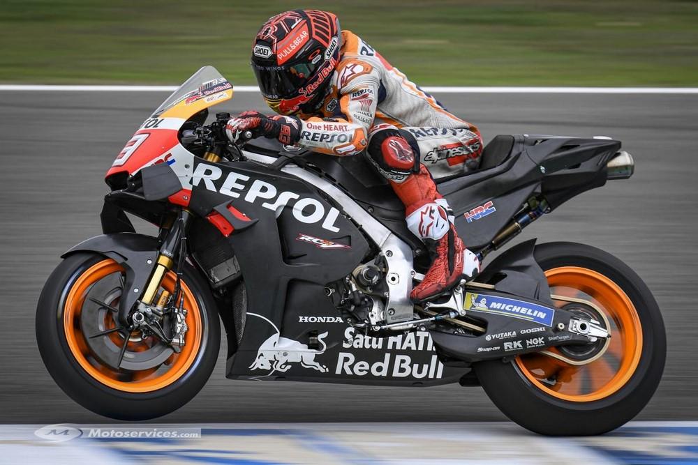 MotoGP 2019/2020 à Jerez