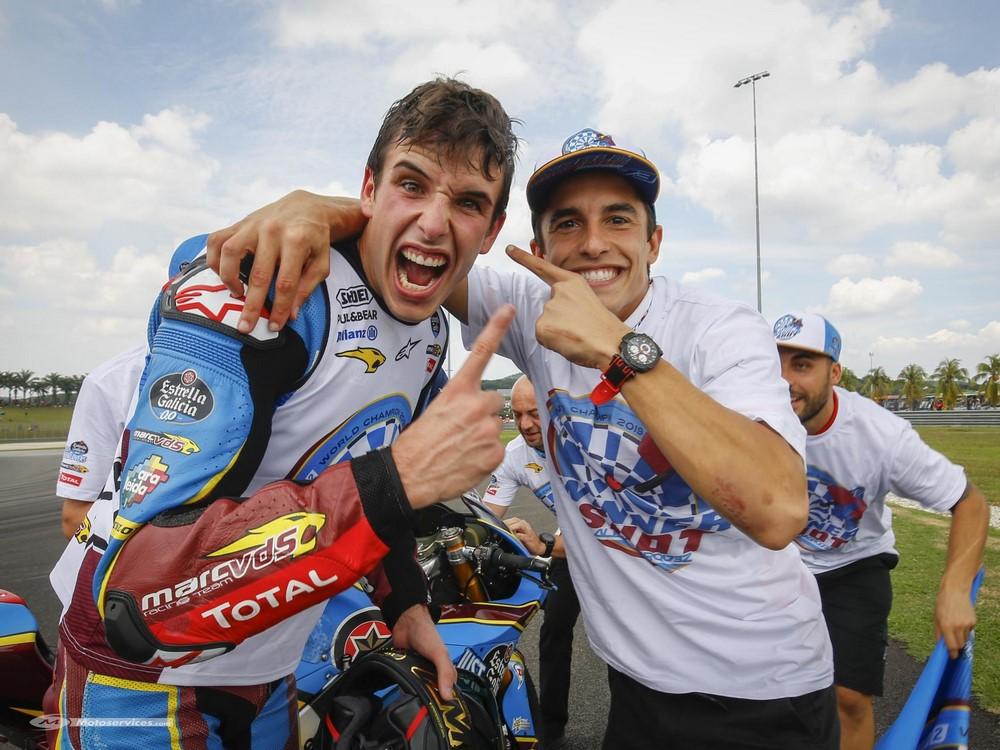 MotoGP 2019 : Marquez gueule