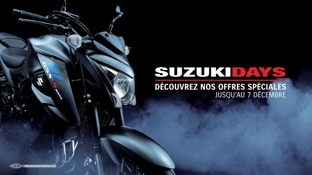 Suzuki Days