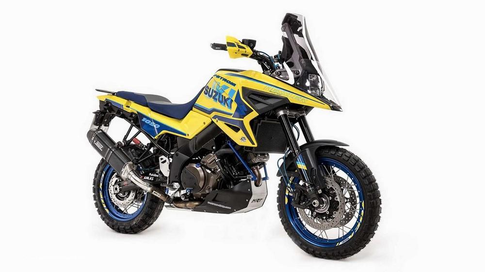 V-Strom 1050 Desert Express moto-dz