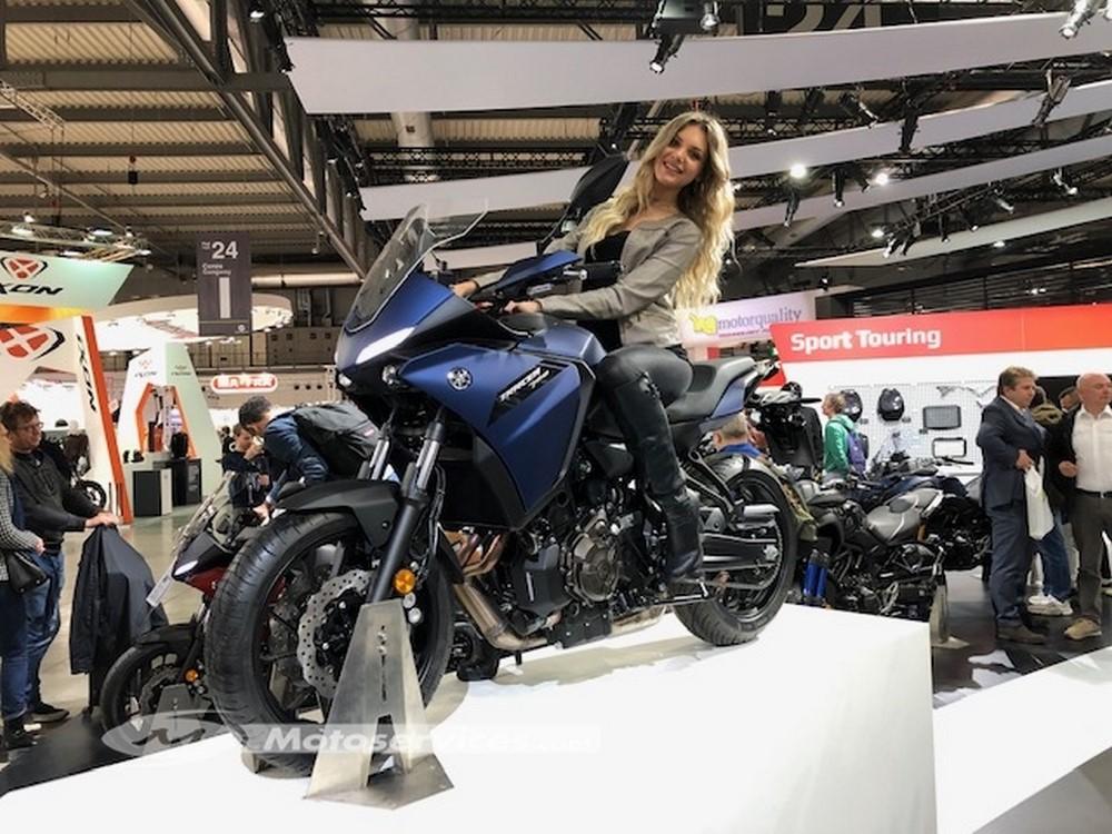 Yamaha Tracer 700 Euro5 2020
