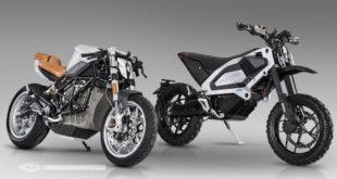 Zero Motorcycle avec E-Racer