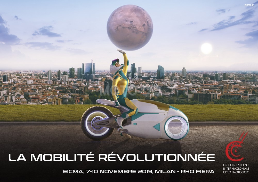 Le Salon de la Moto de Milan